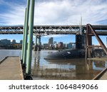 portland  or   october 24  2017 ... | Shutterstock . vector #1064849066