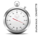 stopwatch  vector eps10...   Shutterstock .eps vector #106489778