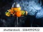 Modern Fruit Hookah Bowl With...