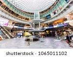 new york city  usa   october 30 ... | Shutterstock . vector #1065011102
