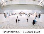 new york city  usa   october 30 ...   Shutterstock . vector #1065011135