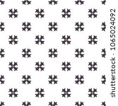 semless pattern with abstract... | Shutterstock .eps vector #1065024092