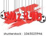 banner the inscription... | Shutterstock .eps vector #1065025946