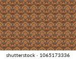 Raster Abstract Kaleidoscope...