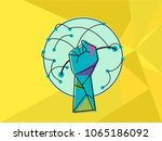 net neutrality and other... | Shutterstock .eps vector #1065186092