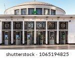 kyiv  ukraine   april 8  2018 ... | Shutterstock . vector #1065194825