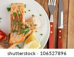 Savory Sea Fish Entree  ...