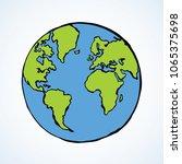 glob orb round hemisphere shape ...