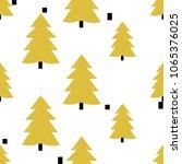 modern kids scandinavian... | Shutterstock .eps vector #1065376025