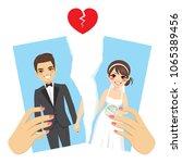 illustration ripped photo...   Shutterstock .eps vector #1065389456