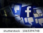 penang  malaysia   april 10 ... | Shutterstock . vector #1065394748