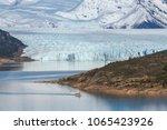 perito moreno glacier ... | Shutterstock . vector #1065423926
