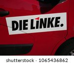 berlin  germany   april 9  2018 ... | Shutterstock . vector #1065436862