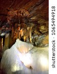 the buchan caves are a group of ... | Shutterstock . vector #1065494918