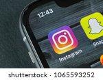 sankt petersburg  russia  april ...   Shutterstock . vector #1065593252