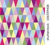 seamless geometric pattern | Shutterstock .eps vector #106559408