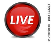 live icon vector | Shutterstock .eps vector #1065723215