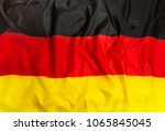 Germany National Flag With...
