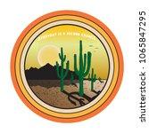 vector illustration graphic... | Shutterstock .eps vector #1065847295