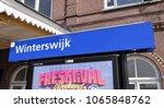 winterswijk   netherlands  ... | Shutterstock . vector #1065848762