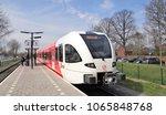 aalten   netherlands   april 10 ... | Shutterstock . vector #1065848768