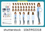 scientist character creation... | Shutterstock .eps vector #1065902318