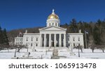 Vermont State Capitol Building...