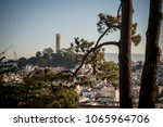coit tower city of san francisco | Shutterstock . vector #1065964706