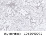 suminagashi marble texture hand ...   Shutterstock . vector #1066040072