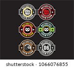 design for t shirt  design for... | Shutterstock .eps vector #1066076855