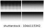set of vertical gradient... | Shutterstock .eps vector #1066115342