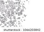 light silver  gray vector cover ...   Shutterstock .eps vector #1066203842