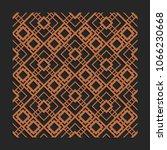 laser cutting interior panel.... | Shutterstock .eps vector #1066230668