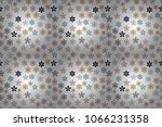 raster pattern. raster... | Shutterstock . vector #1066231358