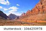 grand canyon national park  in... | Shutterstock . vector #1066253978
