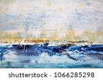 Seascape On Canvas ...