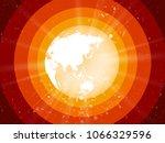internet concept of global...   Shutterstock .eps vector #1066329596