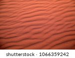 the sand like waves in the... | Shutterstock . vector #1066359242