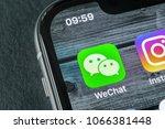 sankt petersburg  russia  april ... | Shutterstock . vector #1066381448