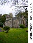 rydel church in ambleside in...