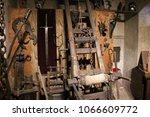 prague  czech republic  ...   Shutterstock . vector #1066609772