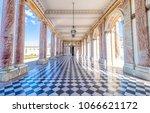 paris  france   march 14  2018  ... | Shutterstock . vector #1066621172