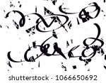 distressed background in black...   Shutterstock .eps vector #1066650692
