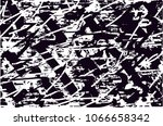 distressed background in black...   Shutterstock .eps vector #1066658342