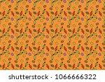 flat style raster illustration. ...   Shutterstock . vector #1066666322