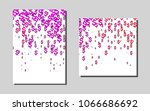 light purple  pinkvector layout ...