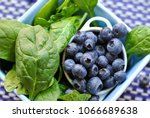 ripe plump organic farmers... | Shutterstock . vector #1066689638