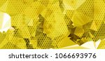 abstract background. spotted... | Shutterstock . vector #1066693976