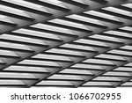 light passing through grid... | Shutterstock . vector #1066702955