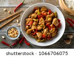 Delicious Kung Pao Chicken Wit...